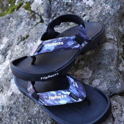 New spin on flip flops