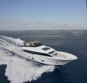 Hatteras 90 to debut at Lauderdale show