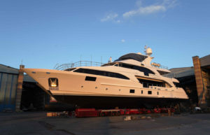 Benetti delivers its 32nd Classic 121