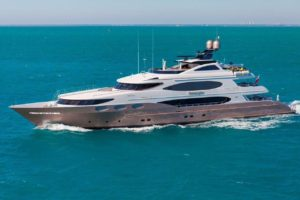 News in the yacht fleet: Aldabra, Mustang Sally sell; Daybreak charters with N&J