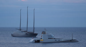 Innovative yacht completes sea trials