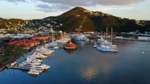 Steep berth discounts with advanced booking at USVI charter show