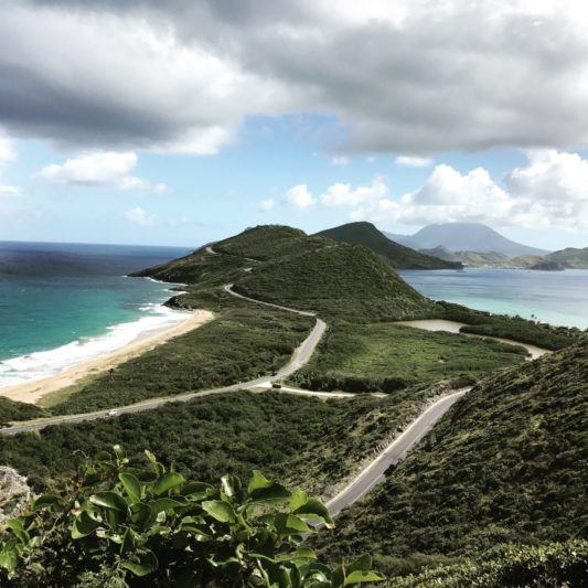 From atop a volcano to under the sea in St. Kitts