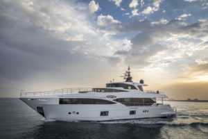 Majesty 100 makes European debut at Cannes