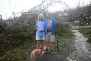 In St. Thomas, storms bring magic, take power