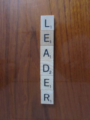 Taking the Helm: Positional power, personality not what leadership is built on