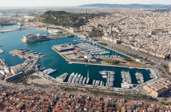 Barcelona marina to host Superyacht Show for three more years