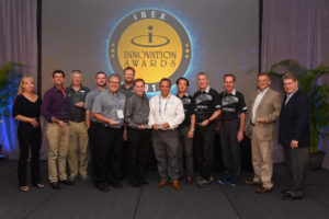 IBEX bestows Innovation Awards