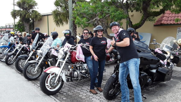 10th annual NMS Poker Ride rides out