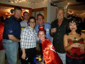 FLIBS17: MHG Superheroes party