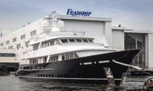 Feadship launches Project 697