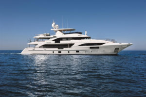 Benetti sells 10th 132 footer