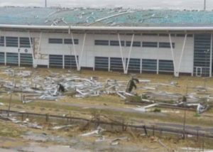 Airport in St. Maarten reopens after hurricanes