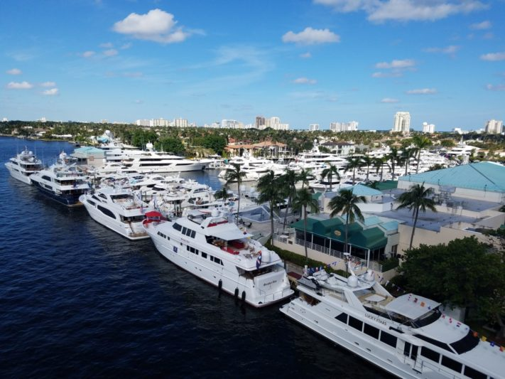 FLIBS17: Show tests yacht sale in duty-free FTZ