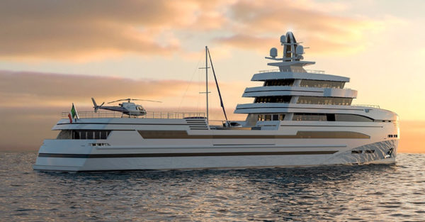 Shipbuilder opens yacht division