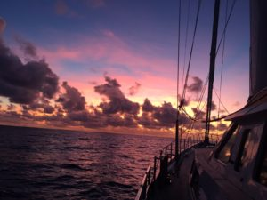 Crew Compass: Instant coffee averts disaster on Atlantic crossing