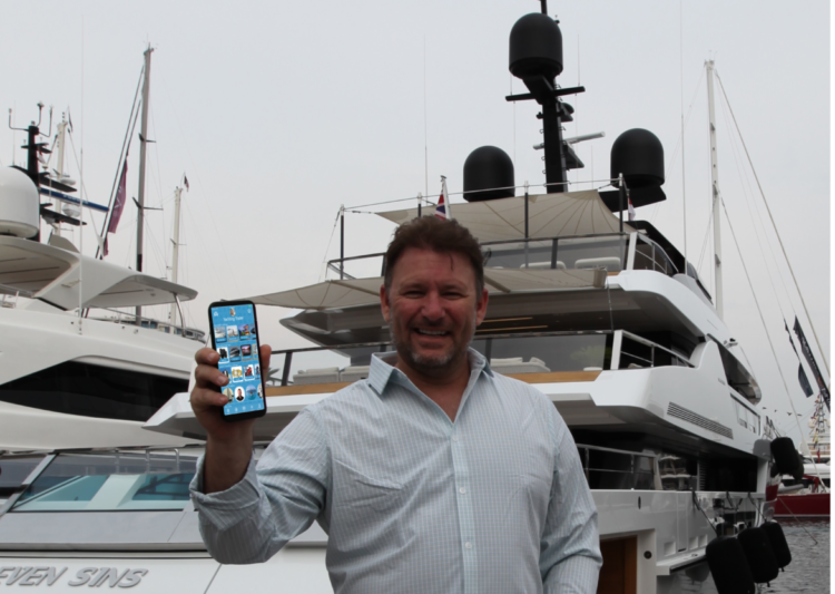 Sell the anchor, barter for a kayak, buy a drone with Yachting Trader app