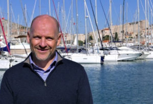 Hughes named COO at C&N Marinas