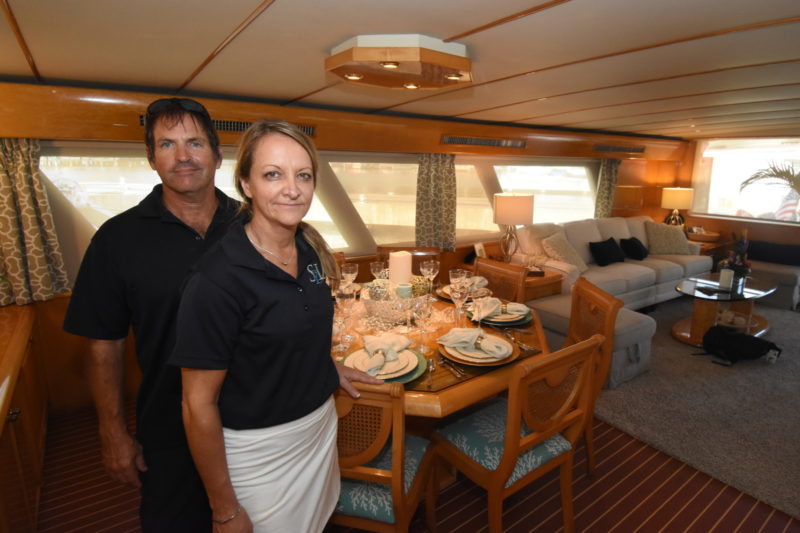 USVI Charter Yacht Show previews season, post-hurricane cruising grounds