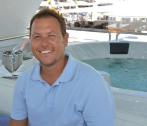 FLIBS17: Checking the Tide: Where's your favorite spot onboard?