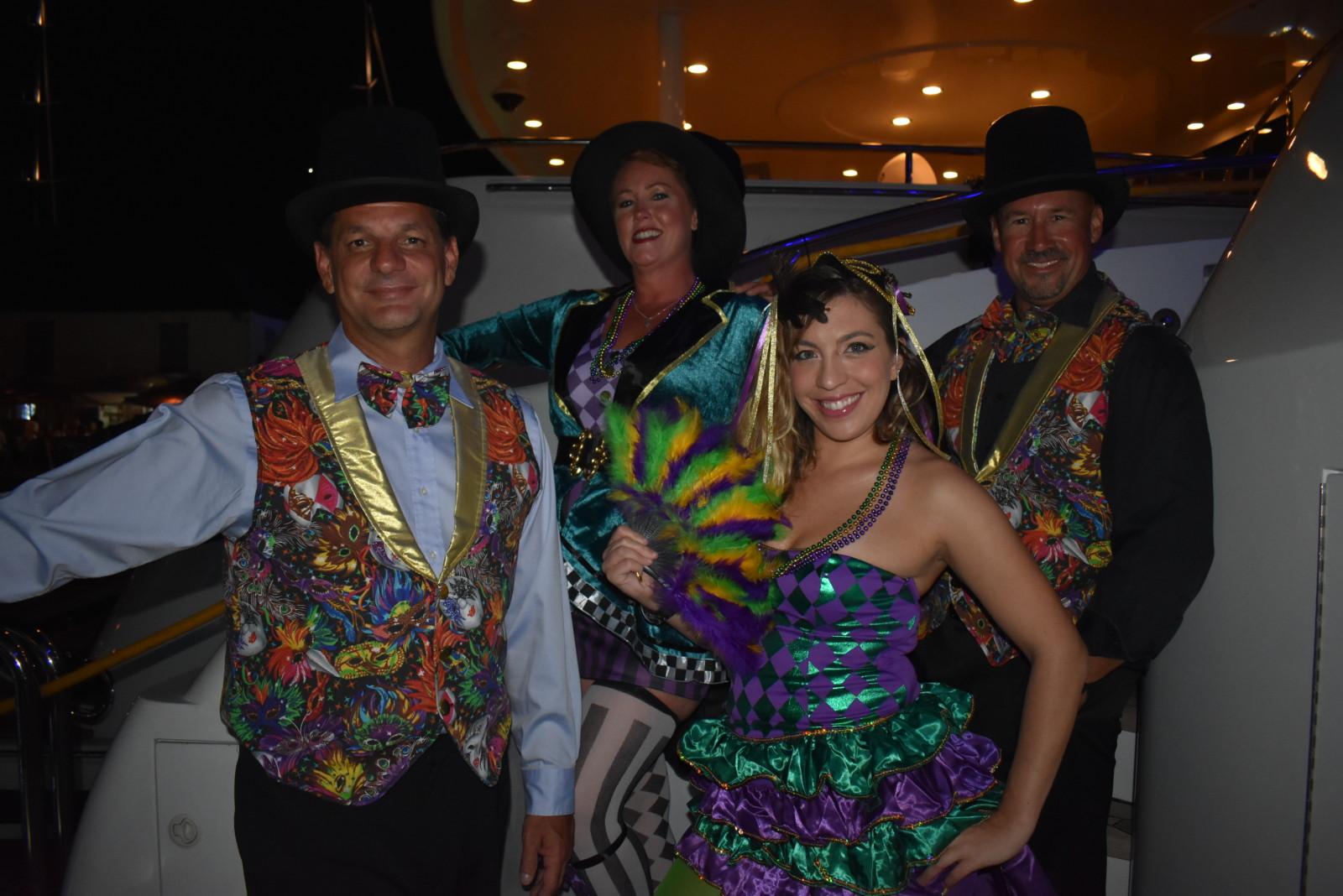 Antigua17: Antigua charter show day 3