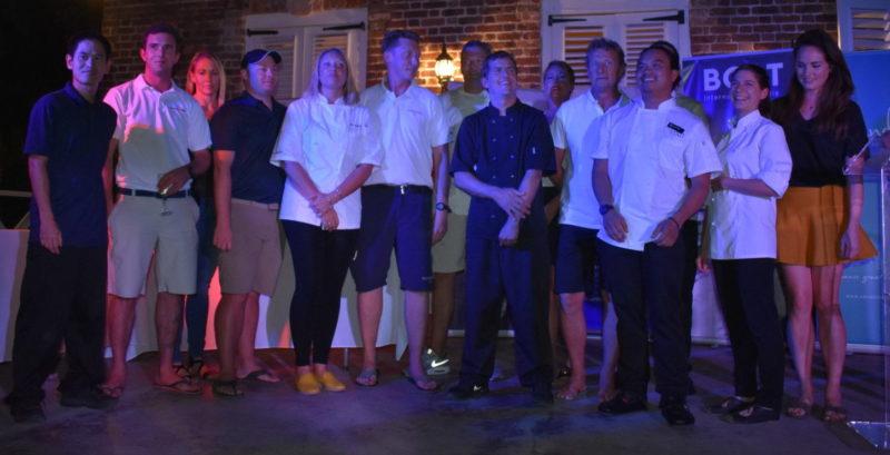 Antigua17: Chefs contest brings crew closer