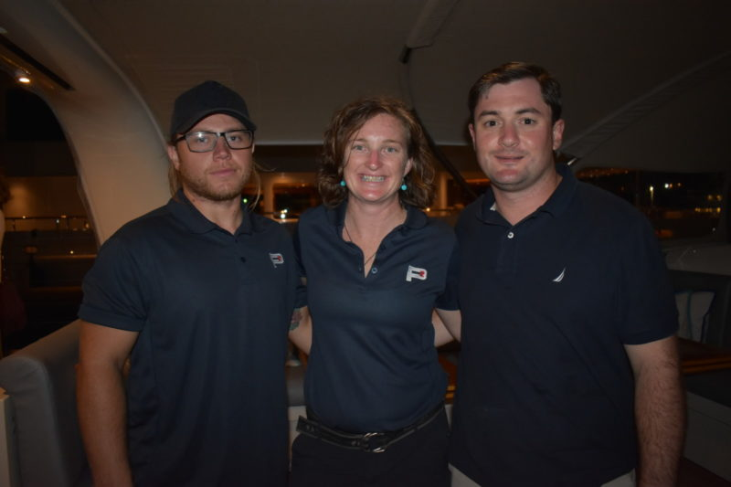 Antigua 17: Day 5 at the charter show