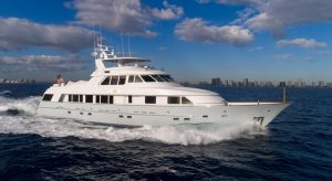 Latest news in the brokerage fleet: Huntress II sells; new RMK listed