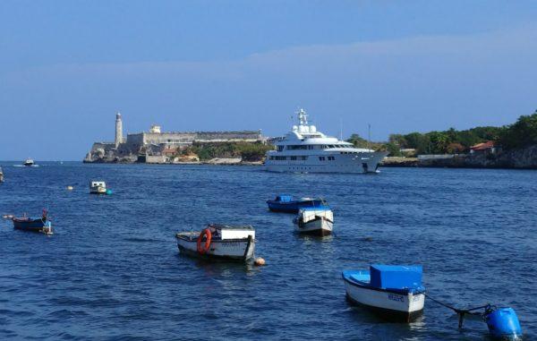 Successful trips keep yachts visiting Cuba