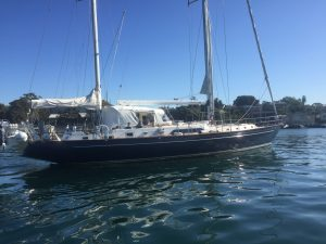 Sailor dies during yacht delivery