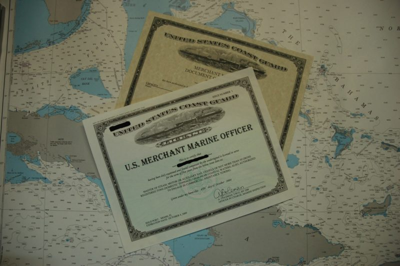 USCG extends deadline for mariner credentials