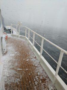 Sea Science: Treacherous, frozen latitudes becoming hot destinations