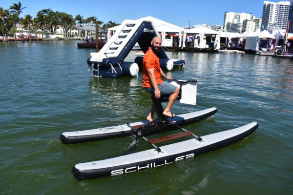 Miami18: New offerings at the Miami Yacht Show