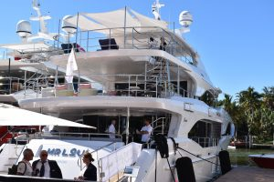 Miami18: Several yachts make their debut in Miami