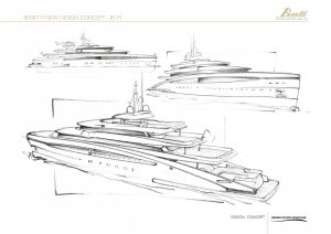 Spadolini designs across four decades