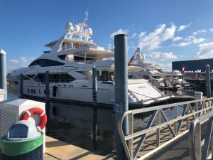 Miami18: M/Y Cheers 46 'showing' in Fort Lauderdale