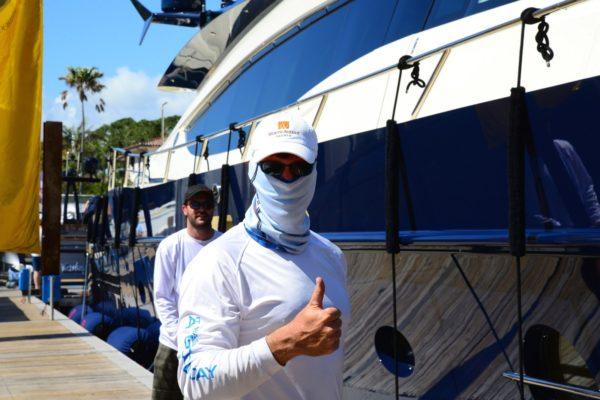 Miami18: Crew prep for Miami show's opening day