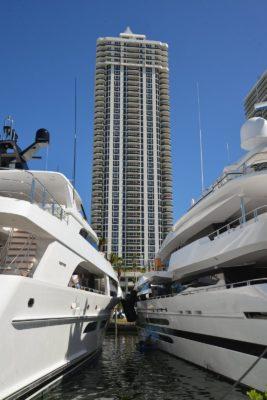 Miami boat shows announce partnership
