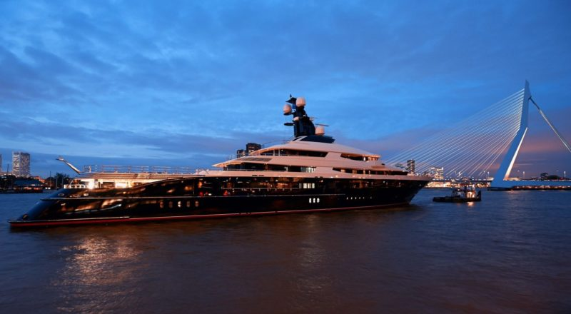 Judge orders Equanimity owner to forfeit yacht to US