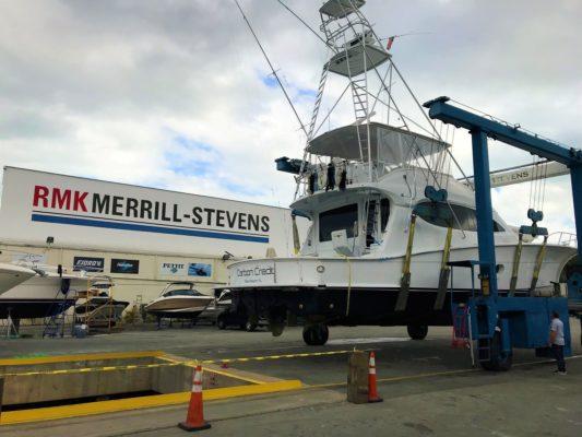 Miami18: RMK Merrill-Stevens to add 100-ton lift