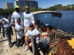Volunteers pick 32 tons of trash from South Florida waterways