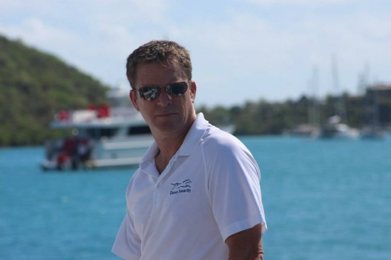 Capt. Jim O'Neill of S/Y Dance Smartly dies at 51
