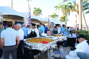PBIBS18: USSA hosts party