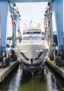 Benetti launches sixth Fast 140