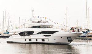 Benetti launches 2nd Delfino 95