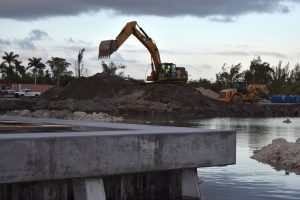 New Loggerhead marina property under construction in Dania Beach