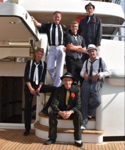 MYBA18: Crew keep those charter smiles bright