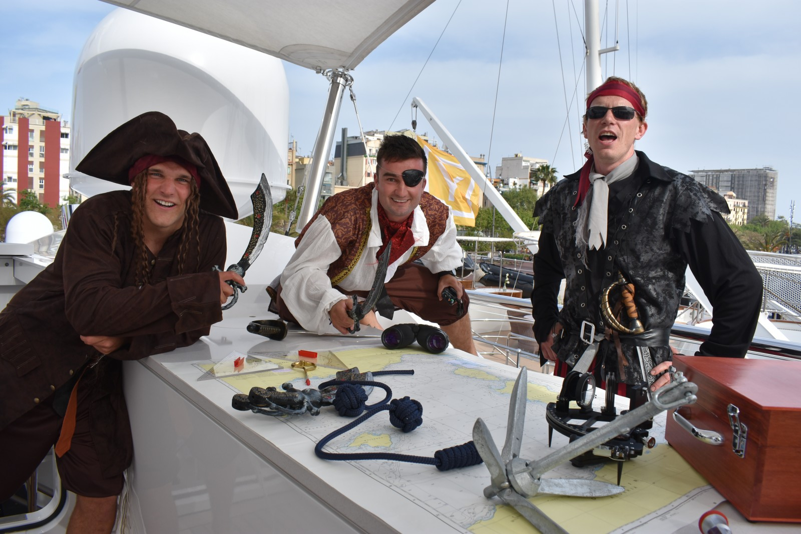 MYBA18: New charter competition for deck crew