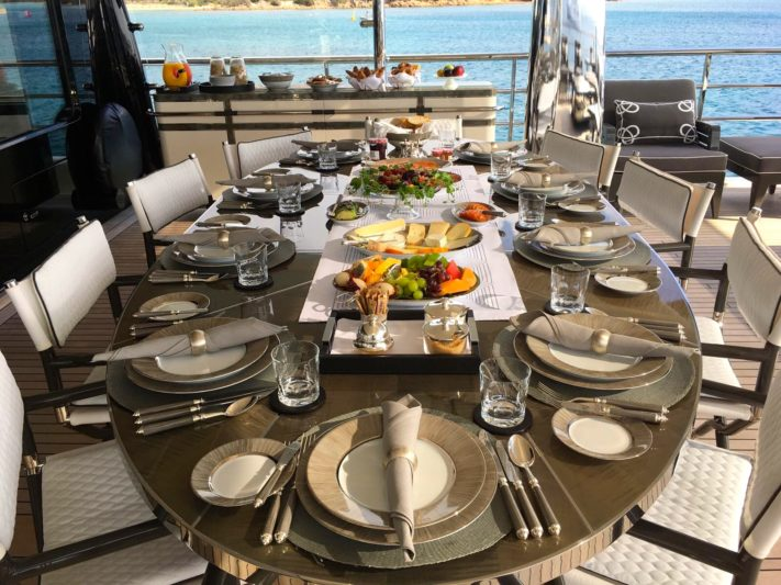 Stew Cues: Order of precedence crucial to fine table service