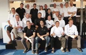Yachts Seahawk, Victory, AWOL, Joy, Jaguar win at MYBA show
